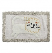 Коврик 53х86 Creative Bath Animal Crackers R1022NAT