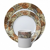 Набор посуды Corelle Woodland Leaves 16 пр. 1109566