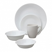 Набор посуды Corelle Winter Frost White 30 пр. 1088656