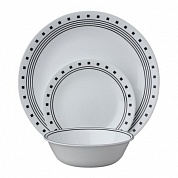 Набор посуды Corelle City Block 18 пр. 1088621