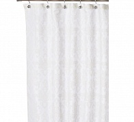 Шторка для ванной Carnation Home Fashions Damask Ivory FSCDAM/08